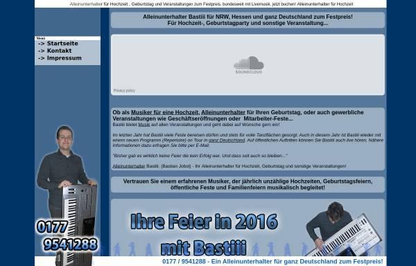 Vorschau von www.alleinunterhalter-musik.de, Bastiii