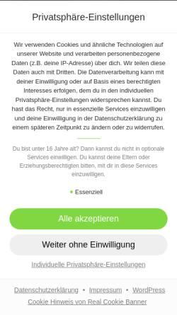 Vorschau der mobilen Webseite www.hsv-montabaur.de, Hundesportverein Montabaur e.V.
