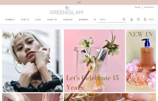 Vorschau von www.greenglam.de, Greenglam.de, Dr Kraus Apotheke