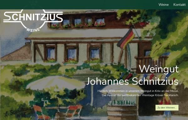 Vorschau von www.schnitzius-weine.de, Weingut Otto Schnitzius