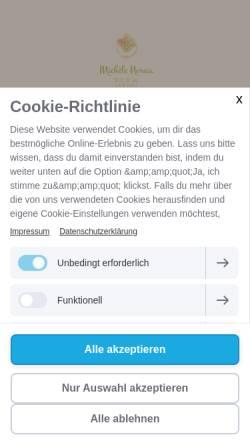Vorschau der mobilen Webseite www.flow-lebenstraining.ch, Flow Lebenstraining