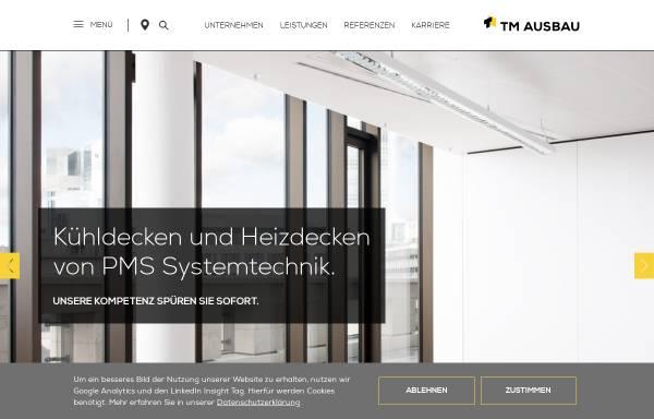 Vorschau von climatt.tm-gruppe.eu, PMS Systemtechnik GmbH