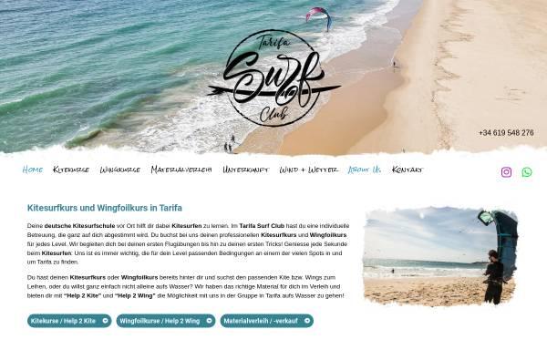 Surfers p tarifa