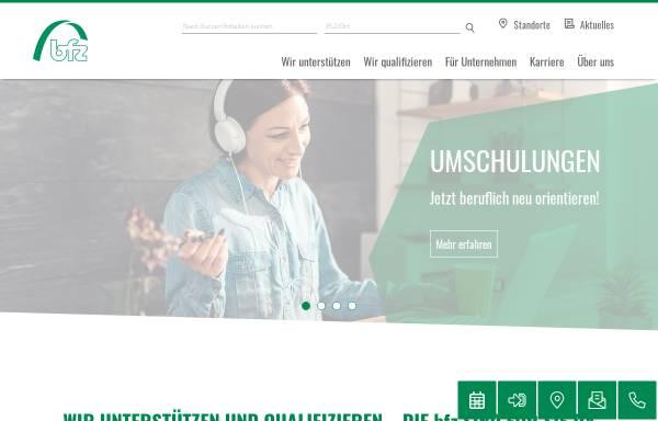 Vorschau von www.bfz.de, Berufliche Fortbildungszentren der Bayerischen Wirtschaft (bfz) gGmbH