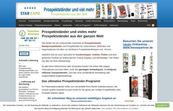 Vorschau von www.starexpo.de, Star Expo Ltd.