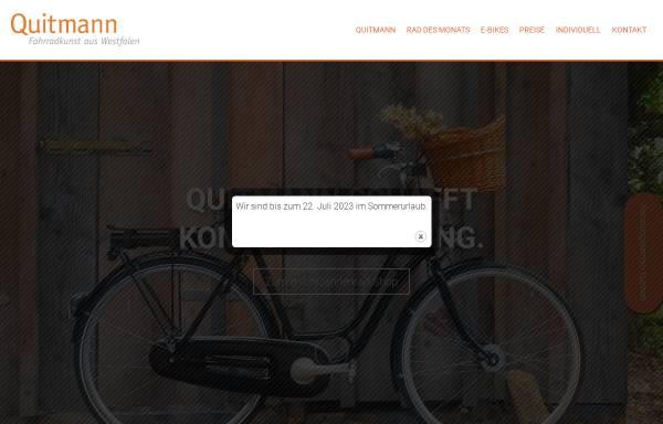 Vorschau von www.quitmann-ms.de, Quitmann