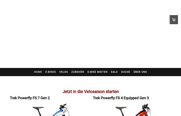 Vorschau von www.veloatelier.com, Veloatelier