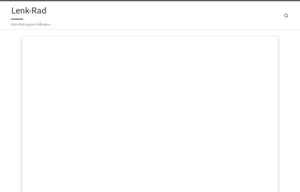Vorschau von www.lenk-rad.de, Lenk-Rad, Werner Lenk