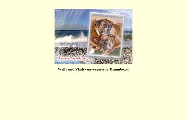 Vorschau von www.traumboxer.de, Wally und Vladimir