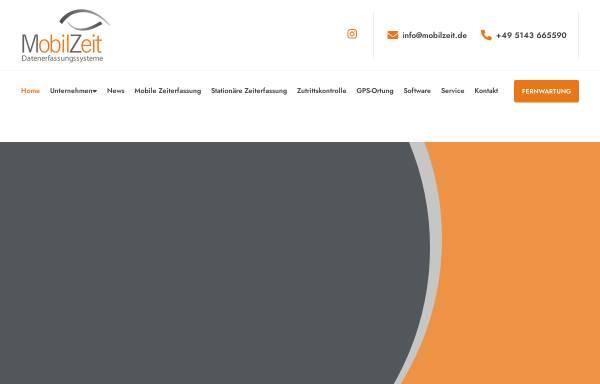 Vorschau von www.mobilzeit.de, MobilZeit GmbH