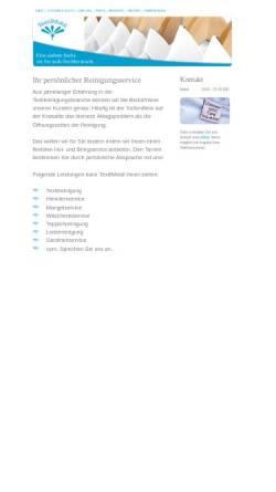 Vorschau der mobilen Webseite textilmobil-wiesbaden.de, Textilmobil