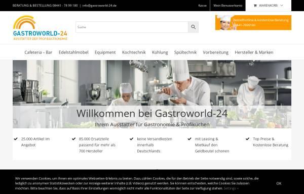 Vorschau von gastroworld-24.de, Gastroworld-24 Miroslav Nota
