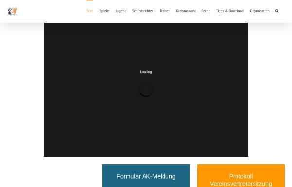 Vorschau von www.handballkreis-industrie.de, Handballkreis Industrie
