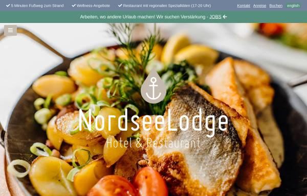 Vorschau von www.nordseelodge.de, Gaststätte Zur Alten Kirche
