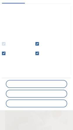 Vorschau der mobilen Webseite ferienwohnung-schulze-pellworm.de, Ferienwohnung Familie Schulze