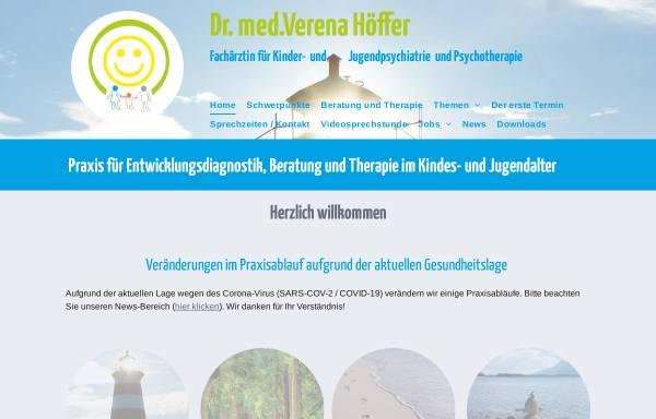 Vorschau von www.hoeffer.de, Juweliere Höffer