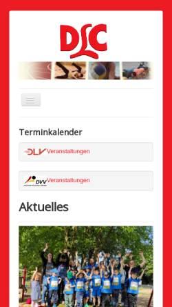 Vorschau der mobilen Webseite www.dorstenerlc.de, DorstenerLC