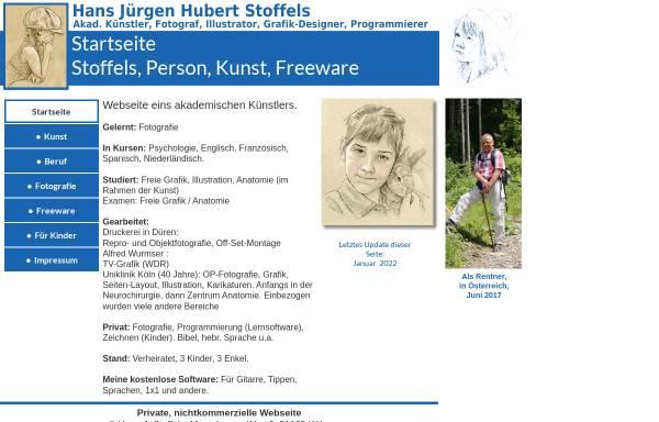Vorschau von www.stoffelsweb.de, Stoffels, Hans-Jürgen