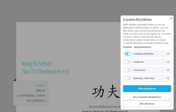 Vorschau von www.taochi.de, Tao Chi