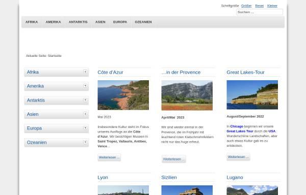 Vorschau von www.schlingels.de, Südafrika / Transkei - ein vielseitiges Land [Anke Schlingemann & Detlef Hälker]