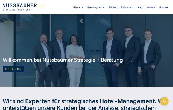 Vorschau von www.my-strategy.net, Dr. Christoph Nussbaumer Strategy Consulting