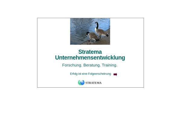 Vorschau von www.stratema-halek.com, Stratema Unternehmensentwicklung GesmbH