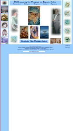 Vorschau der mobilen Webseite www.anders-dagmar.at, Anders, Dagmar