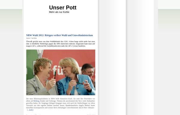 Vorschau von www.unserpott.de, Unser Pott