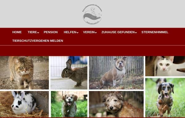 Vorschau von www.tierheim-pirmasens.com, Tierheim Pirmasens e. V.