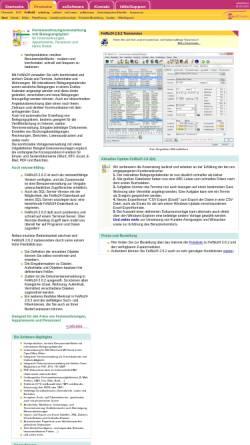 Vorschau der mobilen Webseite www.fewo24.info, Ferienwohnungsverwaltung