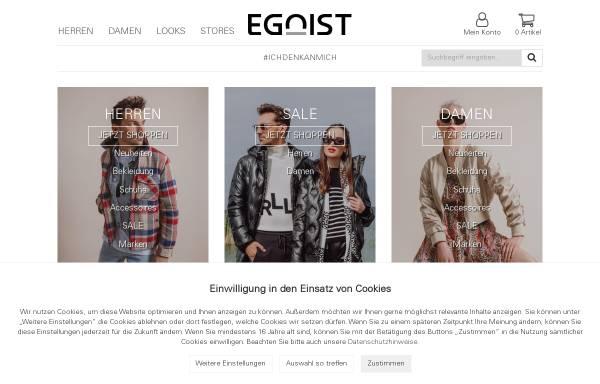 Vorschau von www.egoist.de, EGOIST GmbH