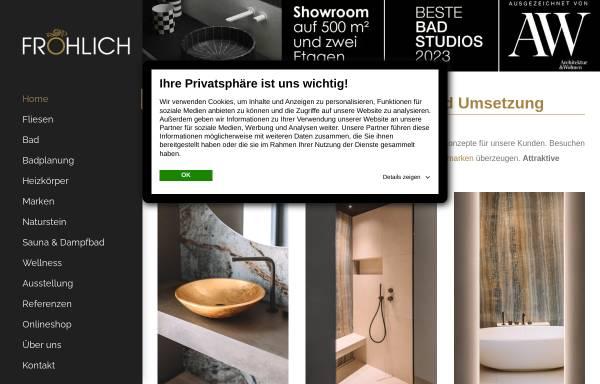 Vorschau von www.axel-froehlich.com, Axel Fröhlich GmbH