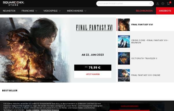 Vorschau von www.frontmissionevolved.de, Front Mission Evolved