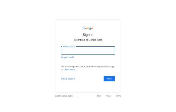 Vorschau von sites.google.com, Studiary [Daniel Burghardt]