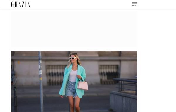 Vorschau von www.grazia-magazin.de, Grazia-Magazin.de