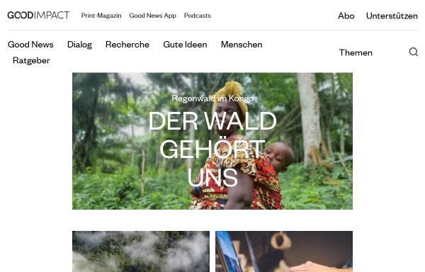Vorschau von enorm-magazin.de, Enorm