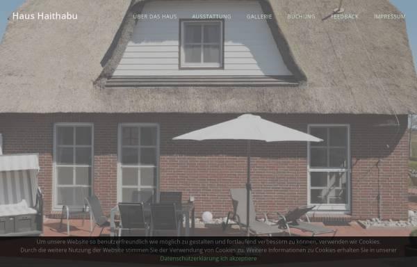 Vorschau von www.haus-haithabu.de, Haus Haithabu