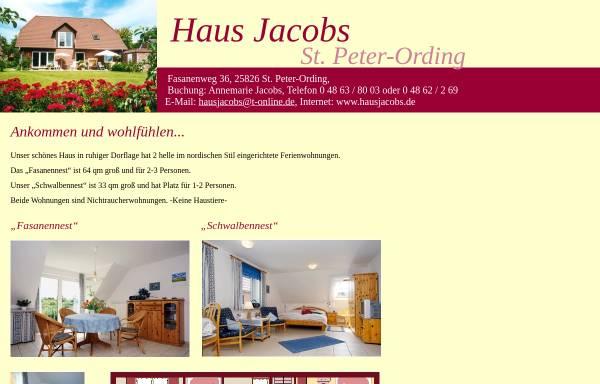 Vorschau von www.hausjacobs.de, Haus Jacobs