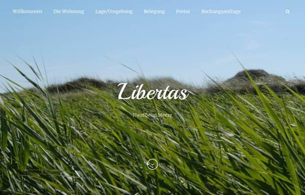 Vorschau von www.libertas-spo.de, Haus Libertas