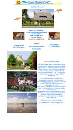 Vorschau der mobilen Webseite groth.stpeter-urlaub.de, Haus