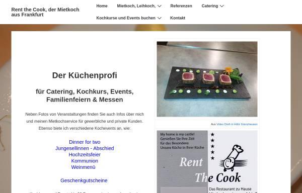 Vorschau von rent-the-cook.eu, Alf Ochs