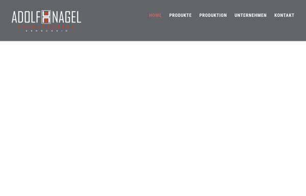 Vorschau von www.nagel-herscheid.de, Adolf Nagel GmbH