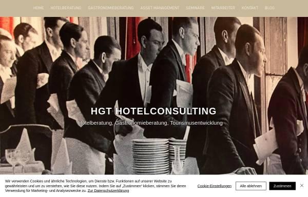 Vorschau von www.hgt-hotelconsulting.de, HGT-Hotelconsulting