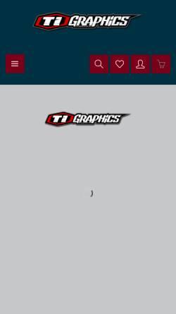 Vorschau der mobilen Webseite www.try-it.de, try-it stickers