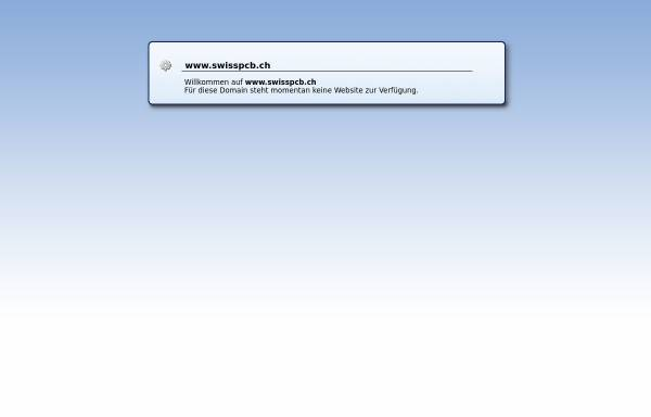 GS Swiss PCB AG in Küssnacht a. R. (CH): Leiterplatten ...