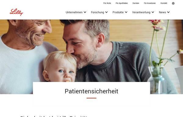 Vorschau von www.info-adhs.de, Info-ADHS