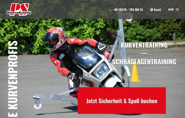 Vorschau von ps-motorradtraining.de, PS-Motorradtraining