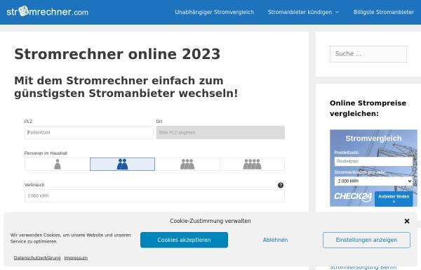 Vorschau von www.unserener.de, Unser Ener - Ministerium für Umwelt, Forsten und Verbraucherschutz