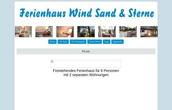 Vorschau von www.ferienhaus-gunga.de, Ferienhaus