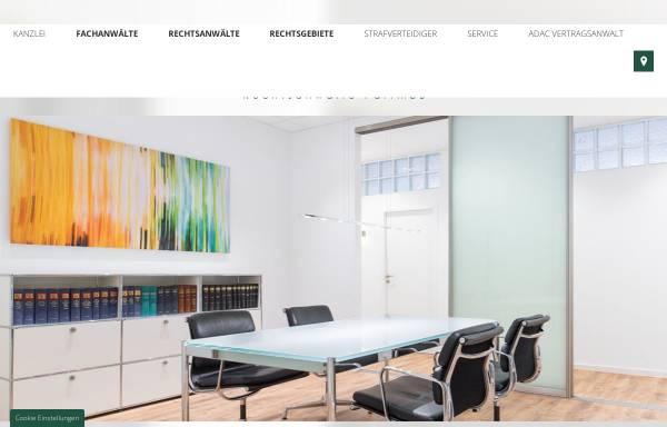 Vorschau von www.klinge-hess.de, Rechtsanwälte Klinge Hess